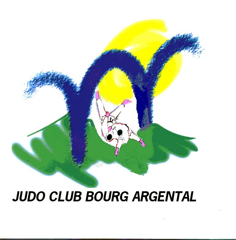 Logo du judo club de bourg argental